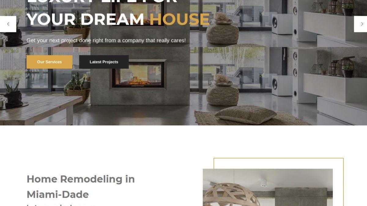 5starsconstructionllc - Website Design & Development