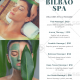 BilBao Spa - Website Menus