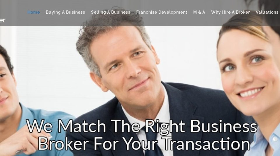 Brokermatcher - Website Banner