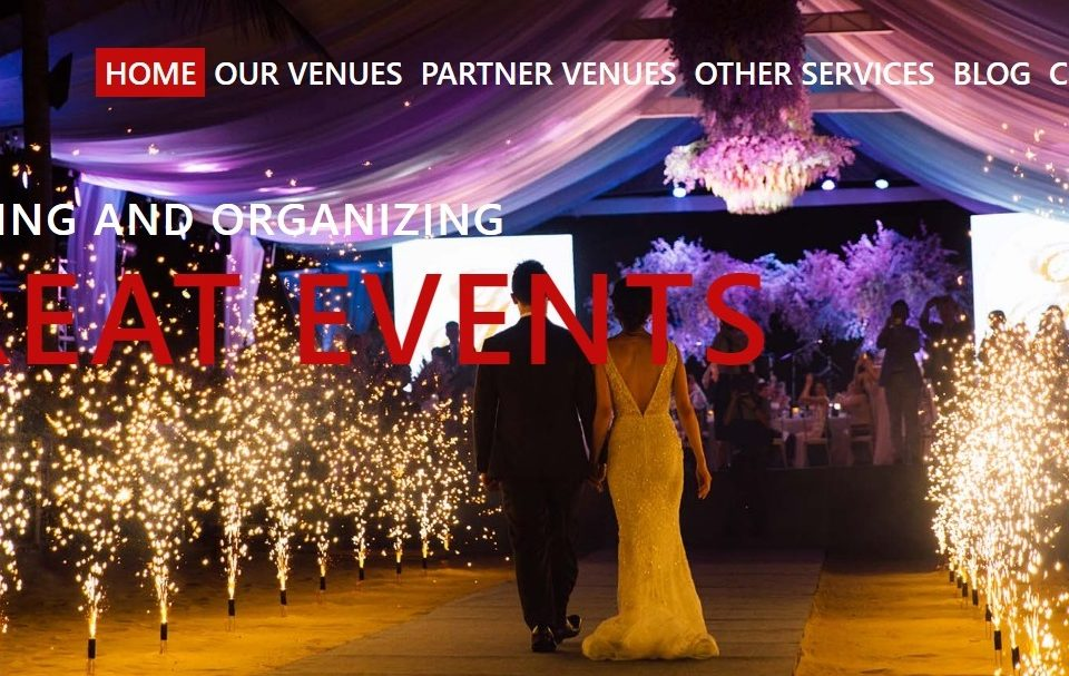 Browardeventvenues - Website Banner