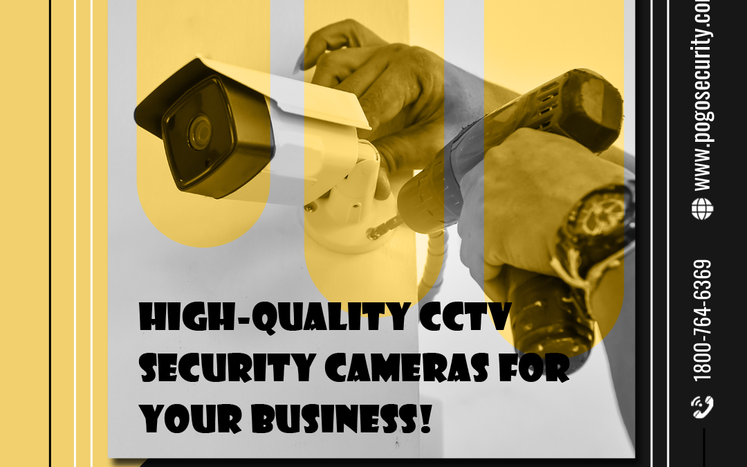 CCTV Camera Installation - Facebook Ad Design