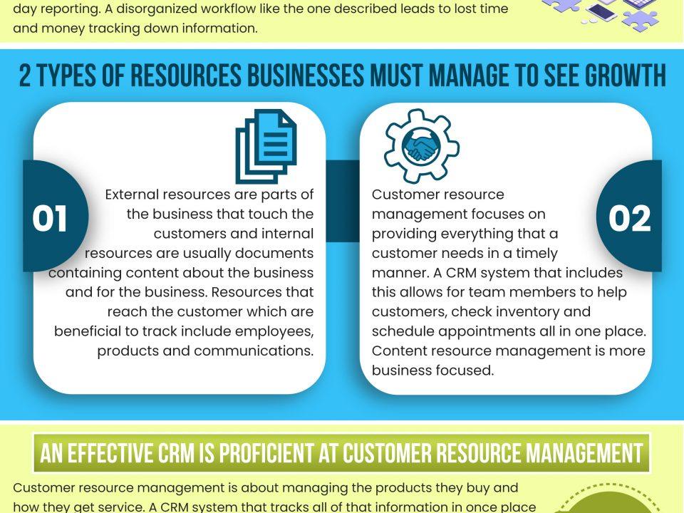 CRM- Infographics