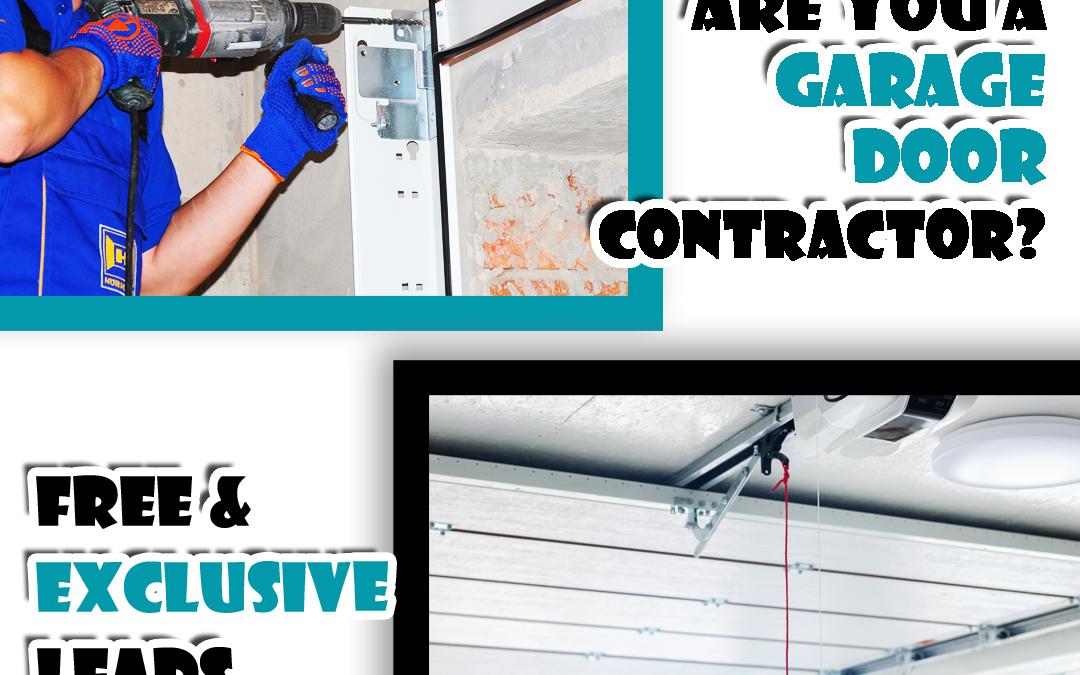 Garage Door Contractor - Facebook Ad Design