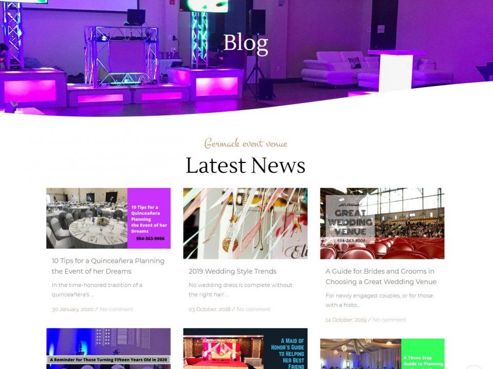 Germackeventvenue - Blog