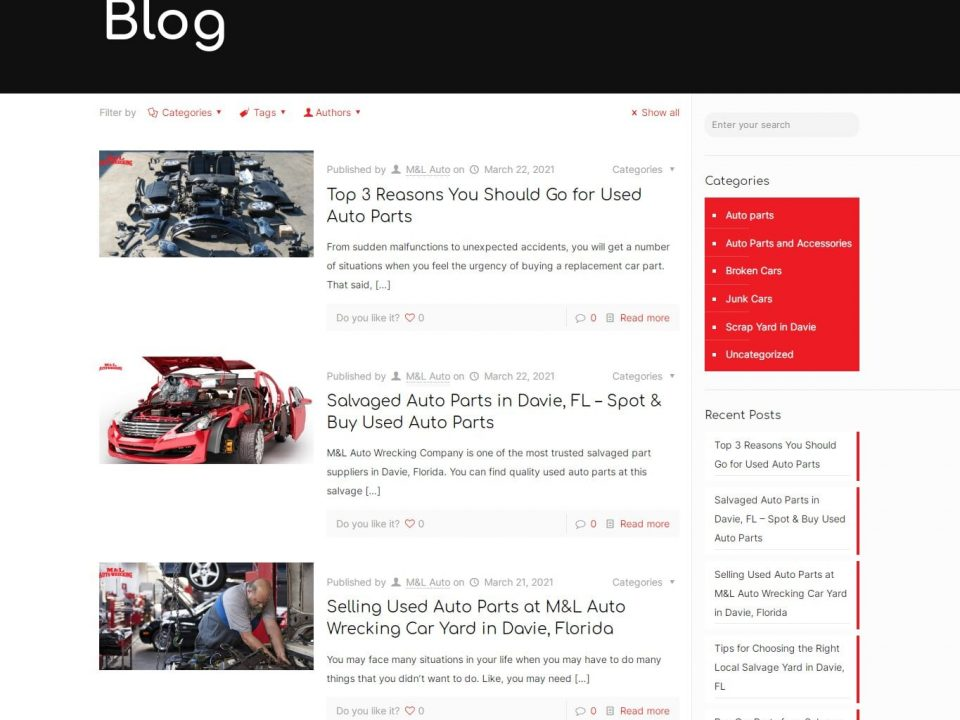 Mlautopartsfl-blog