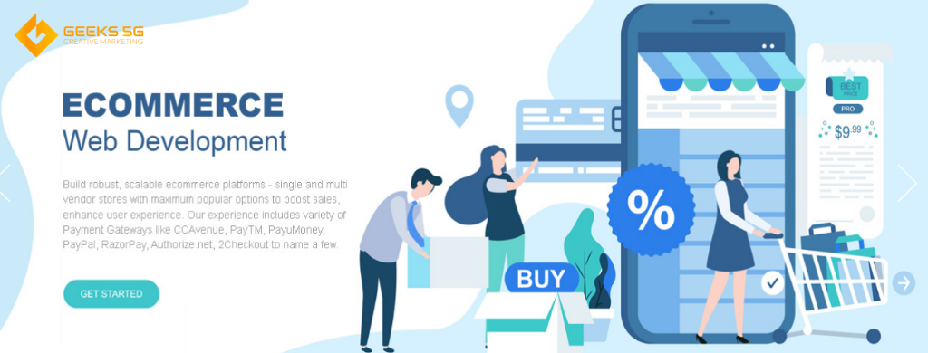 experienced ecommerce developers