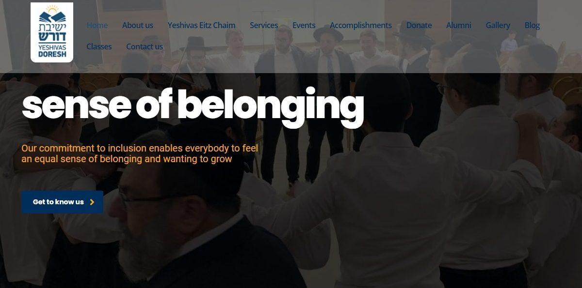 Yeshiva-app - Website Banner